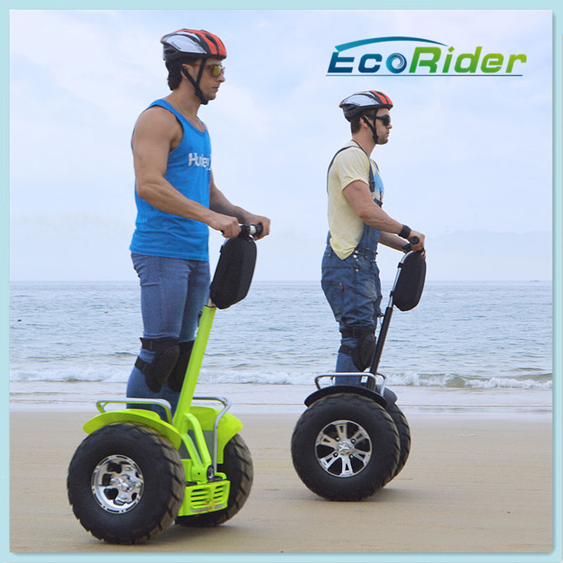 Intelligent Two Wheel Stand Up Electric Seg Scooter Vehicle For Men