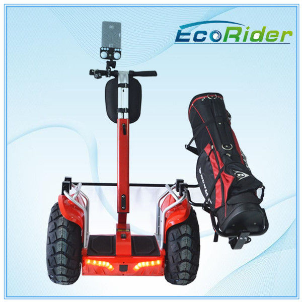 Off road electric golf cart scooter with high power lithium battery , RoHS CE approved