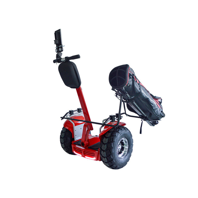 Fat Tire Electric Off Road Segway Self Transporter 45 Degree Max Gradient Limit